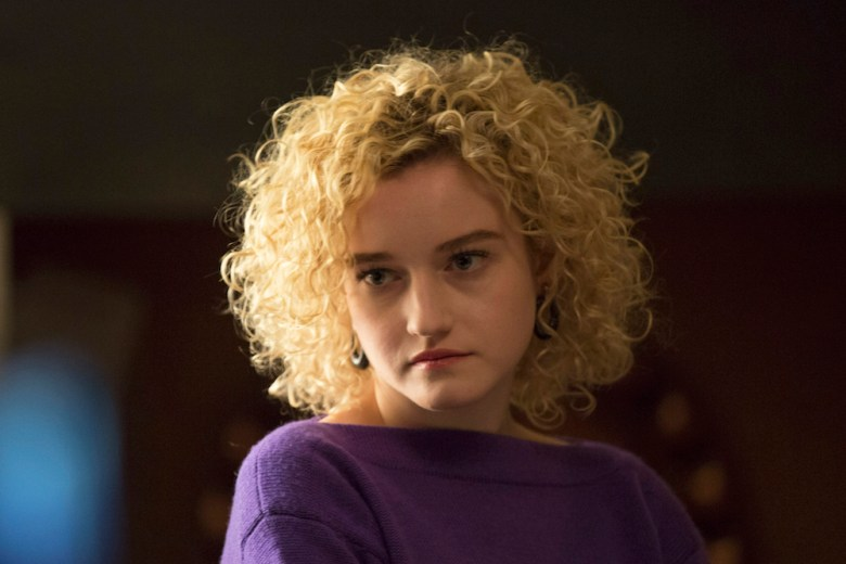 """THE AMERICANS -- """"Mr. and Mrs. Teacup"""" -- Season 6, Episode 4 (Airs Wednesday, April 18, 10:00 pm/ep) -- Pictured: Julia Garner as Kimmy. CR: Eric Liebowitz/FX"""