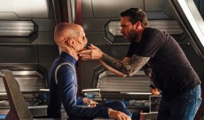 'Star Trek: Discovery': What It Takes to Survive Hours In the Make-Up Chair, According to Doug Jones