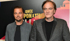 Quentin Tarantino 'Working Hard' to Finish Editing 'Once Upon a Time in Hollywood' for Cannes Premiere