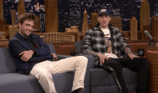 Pete Davidson Loves Robert Pattinson So Much He's Promoting 'Good Time' More Than His Own Film — Watch