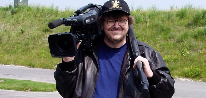 Michael Moore on 'Bowling for Columbine' in the Trump Era: 'I'm Seriously Fed Up with Having to Make These Movies'