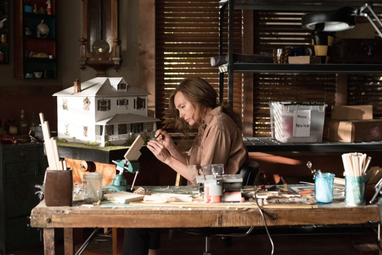No Merchandising. Editorial Use Only. No Book Cover Usage.Mandatory Credit: Photo by Moviestore/REX/Shutterstock (9690088g) Toni Collette Hereditary - 2018