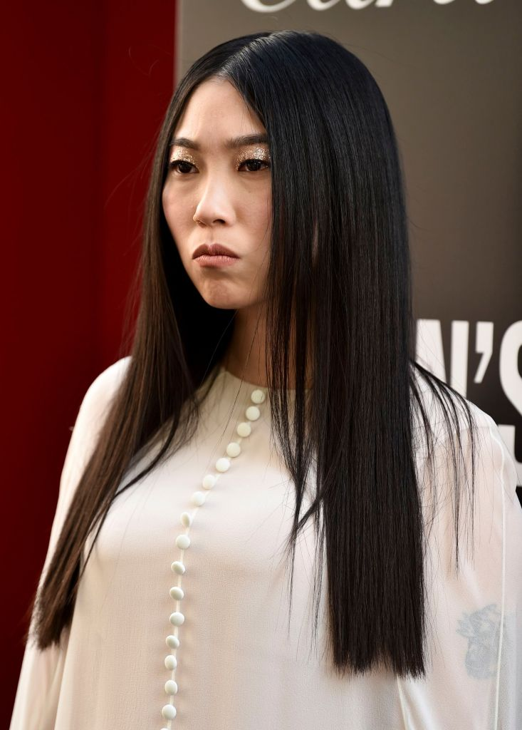 "Actress Awkwafina attends the world premiere of ""Ocean's 8"" at Alice Tully Hall, in New YorkWorld Premiere of ""Ocean's 8"", New York, USA - 05 Jun 2018"