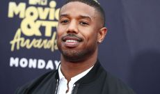 Michael B. Jordan Calls Out Roseanne After Winning Best Villain at MTV Movie and TV Awards