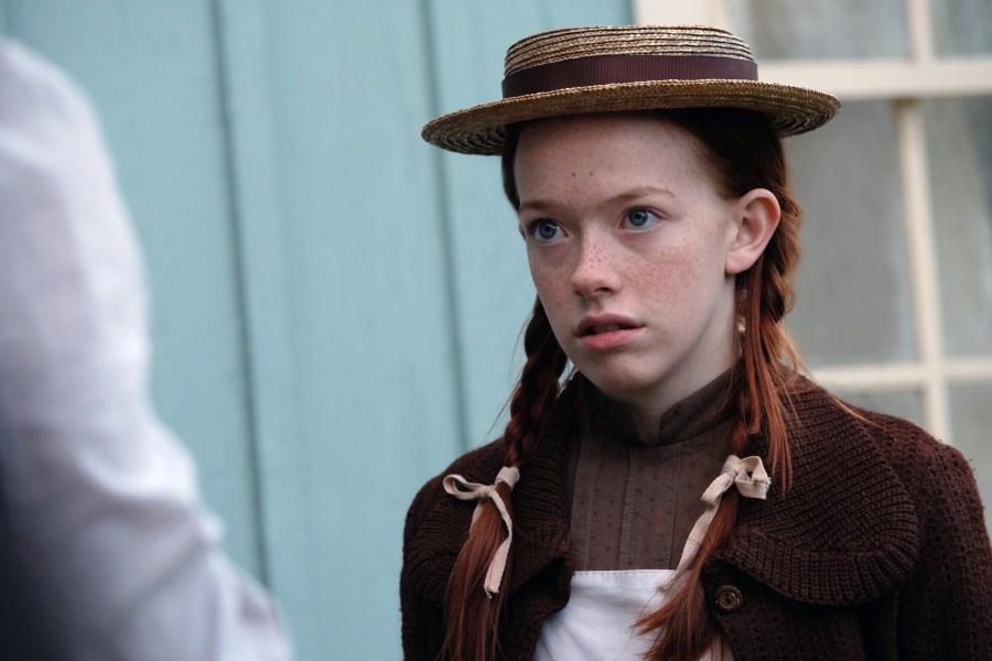 Anne With an E Season 1 Recap  Where We Left Off  What We d Like     Amybeth McNulty   Anne With