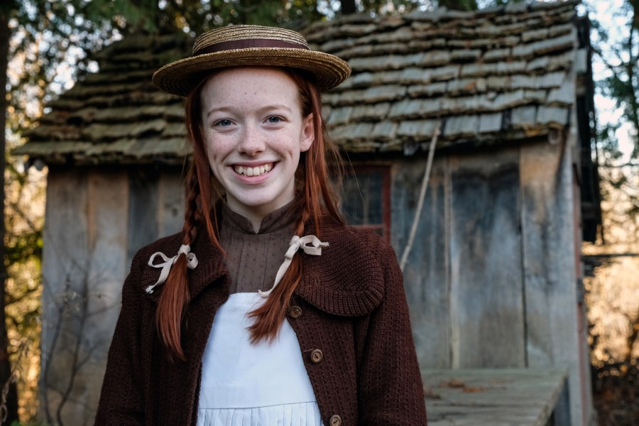 Anne With an E Ending Sets Stage for Feminist  Queer Friendly Season     Amybeth McNulty   Anne With