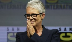 Jamie Lee Curtis Celebrates 'Halloween' Historic Box Office Opening and the Numerous Records It Set