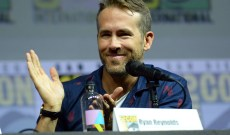 Ryan Reynolds Says 'Deadpool 2' Was Almost About 'Deadpool Trying to Steal the Big Red Chair from 'The Voice""
