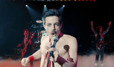 'Bohemian Rhapsody' Review: A Spirited Rami Malek Can't Save Bryan Singer's Royally Embarrassing Queen Biopic