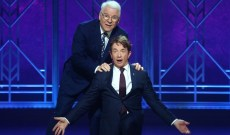 Steve Martin and Martin Short on How to Make Fun of Someone Guilt-Free, and Why They Won't Joke About Trump