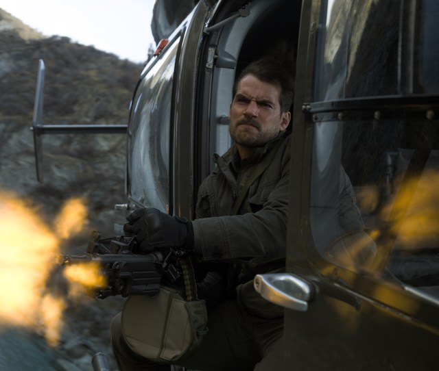 Henry Cavill As August Walker In Mission Impossible Fallout From Paramount Pictures And Skydance