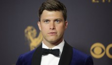 Colin Jost Says 'Fun' Movies Should Win Awards, Not Just 'Artsy' Films, and People Aren't Happy About It
