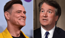 Jim Carrey Slams 'Entitled Little Shits' Like Brett Kavanaugh, Says Colleges Care More About Donors Than Rape Victims