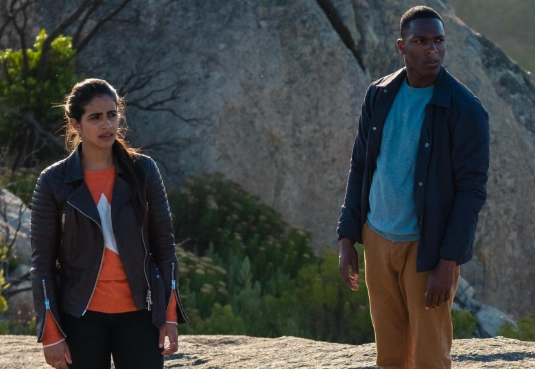 "Mandip Gill and Tosin Cole, ""Doctor Who"""