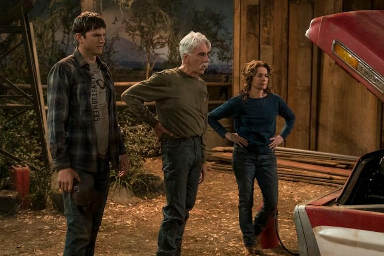 The Ranch Part 6 Season 6 Netflix Ashton Kutcher, Sam Elliott, Debra Winger