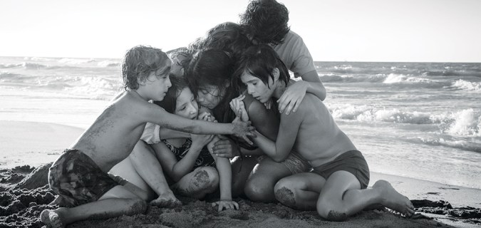 'Roma' Named Film of the Year by the London Film Critics Circle