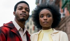 'If Beale Street Could Talk' Deleted Scene: Kiki Layne and Diego Luna Bond Over Love (And Wine)