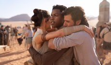 J.J. Abrams Wraps 'Star Wars: Episode IX' Filming With Emotional Cast Photo