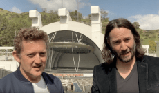 Keanu Reeves, Alex Winter Announce 'Bill & Ted 3' Films This Summer, 2020 Release Date — Watch