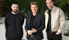 'The Lighthouse' Ignites Cannes, Along With Robert Pattinson and Willem Dafoe Oscar Talk