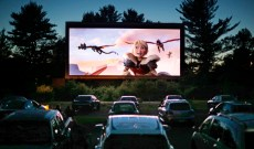 A Shutdown Theater Turned Its Parking Lot Into a Drive-In and Sold Out Every Movie