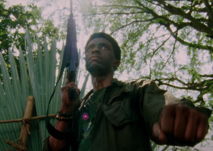 Spike Lee Battled Netflix to Film 'Da 5 Bloods' on 16mm Film ...