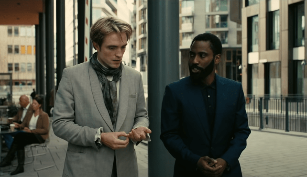 Tenet: Christopher Nolan Didn't Show Films That Inspired Him to Cast |  IndieWire