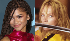 Vivica A. Fox Urges Tarantino to Cast Zendaya as Vernita Green's Daughter in 'Kill Bill Vol. 3'