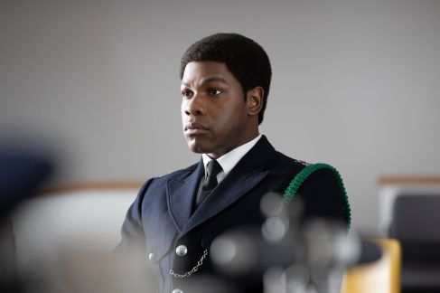 Red, White and Blue Review: John Boyega Gives Career-Best Performance |  IndieWire