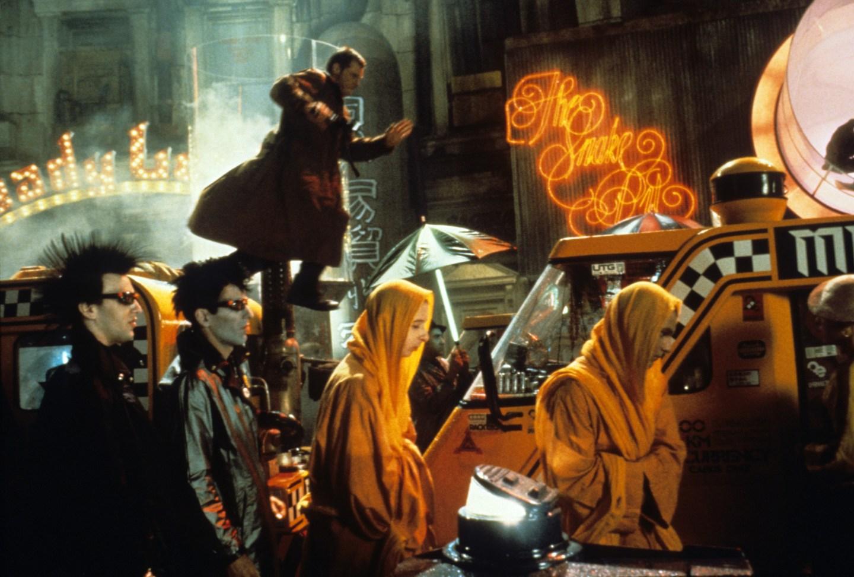 BLADE RUNNER, Harrison Ford, 1982, (c) Warner Bros./courtesy Everett Collection
