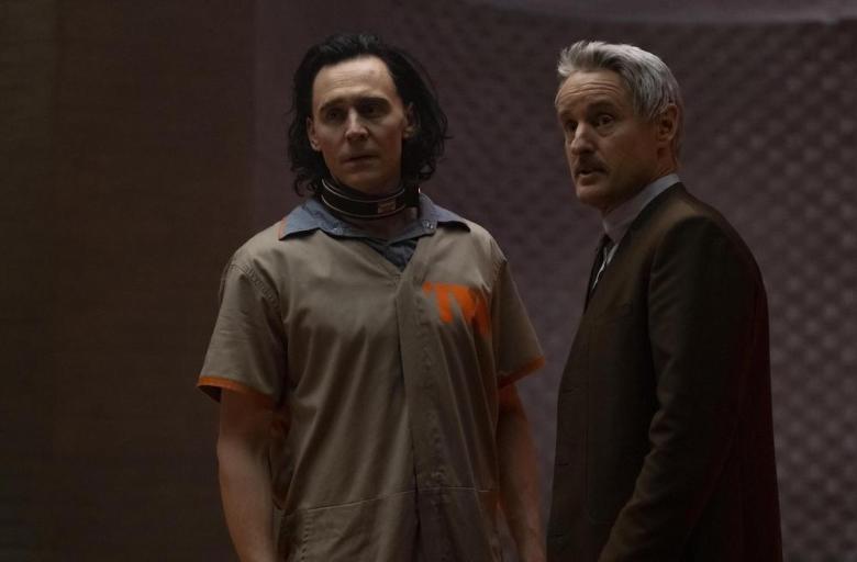 Loki Owen Wilson Tom Hiddleston Disney+