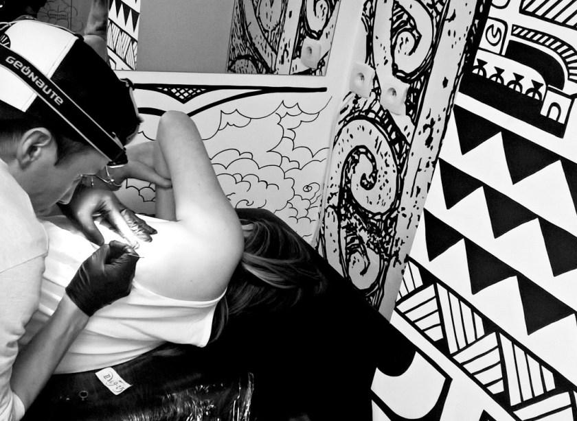 Hand Poked Tattoo Studio