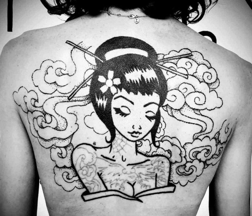 Tattoo Bayonne 64