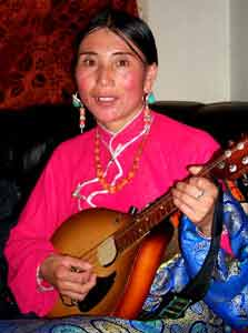 Musical traditions in Tibet