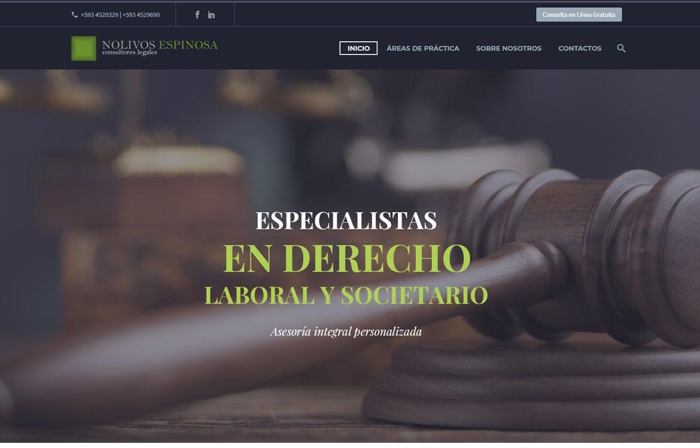 Nolivos Espinosa Consultores Legales
