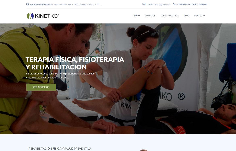 Kinetiko Homepage