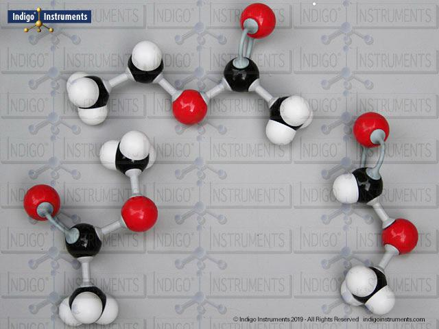 Naming Esters Is Easy With Chemistry Model Kit