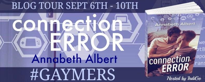 Connection Error Tour Banner