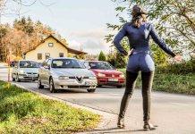 Vožnja pod vplivom alkohola, globa in kazenske točke