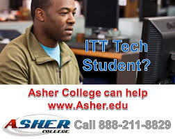 Asher College located in TX, CA and NV