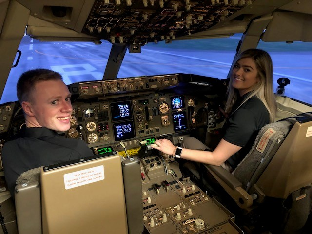 College of Public Affairs and Community Service Aviation