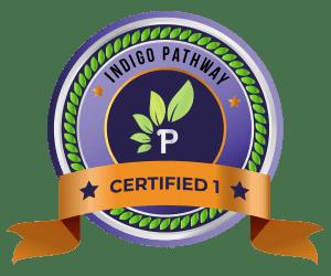 badge pathway certified 1 - IndigoPathway For High Schools