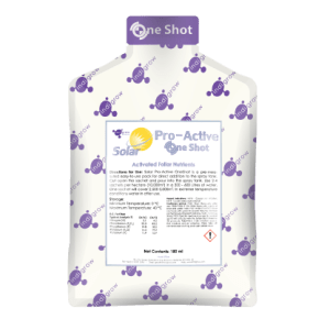 Indigrow Product Solar Pro-Active OneShot - Activated Foliar Nutrients