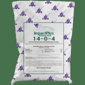 Indigrow product ImpactPlus Summer Perk 14-0-4