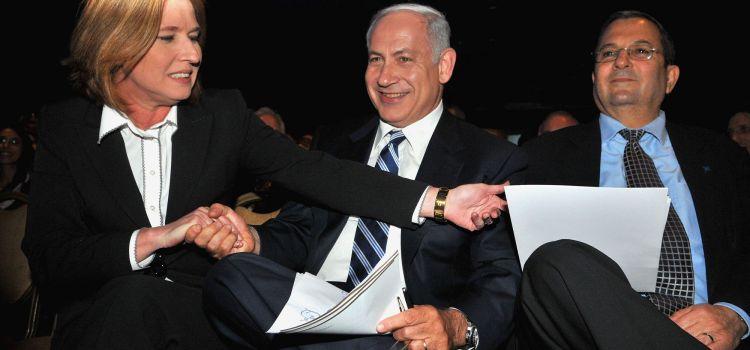 """Crisi in Israele, la Livni: """"Non entro in un governo guidato da Netanyahu"""""""