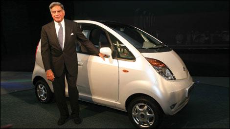 Tata prepara lo sbarco in Europa della Nano, l'auto più economica al mondo