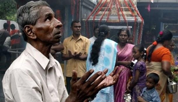 Pulizia etnica in Sri Lanka, peggio di Srebrenica.