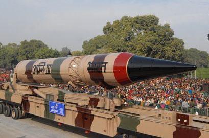 """Nuovo missile a testata nucleare per l'esercito indiano. Pechino replica """"non devono esserci minacce"""""""