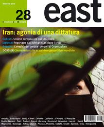 East 28 è in edicola. In questo numero focus sull'Iran e dossier su Cina e India