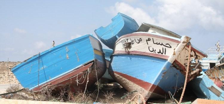 Lampedusa, l'isola (dello sbarco) che non c'è! Pubblicato da Area7